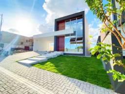 Casa em condomínio pronta pra morar - Alto padrão de acabamento