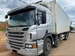 Scania P310 Baú Refrigerado 8x2 / Via boleto