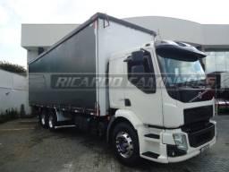 Volvo VM 270 2014 Caminhão truck Bau sider de 8,50 mtrs,impecavel