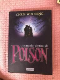 Livro: O estranho destino de Poison