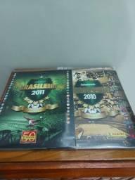 ÁLBUM CAMPEONATO BRASILEIRO 2010 e 2011