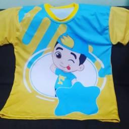 Camisas sublimação personalizadas