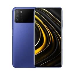 Celular Xiaomi Poco M3 Dual 64 GB - Azul
