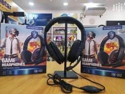 Fone Gamer Pgm -002 C/ Fio E Microfone
