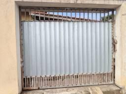 Portão deslizante de aço galvanizado