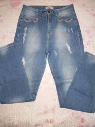 Calça jeans Tam: 38
