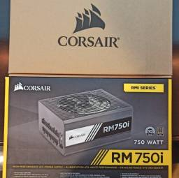 Fonte Corsair RM750i