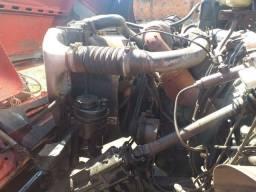 Caminhão Mb 1218 truk baú