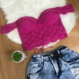Croche luxo