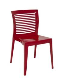 Tramontina cadeira Victoria vermelha