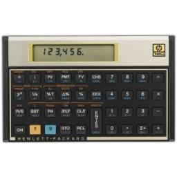 Calculadora Financeira HP 12C Gold F2230AA -12 vezes sem juros