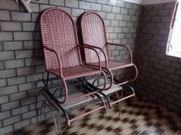 Vendo 3 cadeiras de balanço