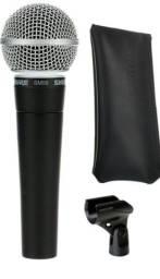Microfone shure sm 58 original novo