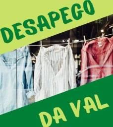 Título do anúncio: Bazar roupas novas e seminovas! Instagram desapegodaval_recife_pe