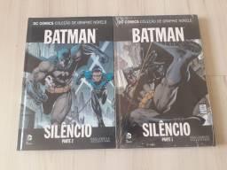 Hq Batman Silêncio Parte 1 e 2