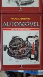 Manual globo do automovel
