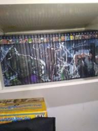 Coleção Encadernados bem conservados da Marvel Edições 1 ao 62 e I ao V