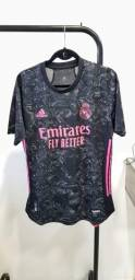 Camisa Real Madrid nº 3