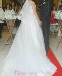 Vestido de noiva top