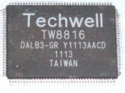 C.i. techwell TW8816