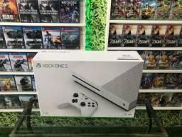 Xbox one s 1tb. Venha conhecer a maior loja de games do ABC!