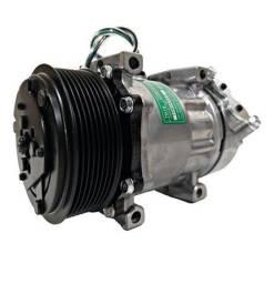 Compressor Ar Condicionado Scania