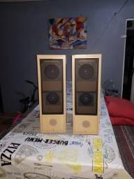 """""""Sonofletor (caixa de som) artesanal BTO 32 Booksshelf - Seminovo"""""""