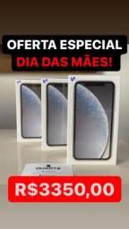(Oferta especial dia das mães) iPhone XR 64GB Lacrado