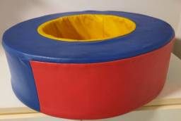 Roda sensorial espumada - apoio para bebês