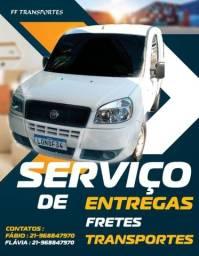 FF TRASPORTE FRETES E ENTREGAS DE CARGAS