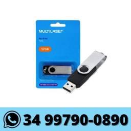 Pen Drive 32GB Multilaser Original