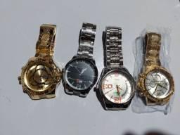 Relógios de diversos modelos