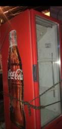 Expositor top Coca-Cola