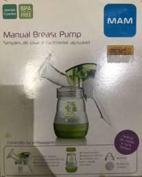 Bomba extratora de leite manual MAM