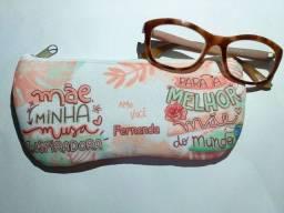 Porta Óculos Personalizado