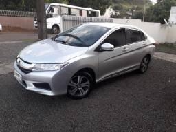 Honda \ CITY 1.5 Flex Automático / Baixo Km / Impecável / Ano 2015/ Financio