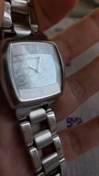 Relógio Fóssil fundo original de coracao