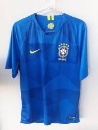 Camisa Nike Brasil Seleção Brasileira tamamho M oficial original