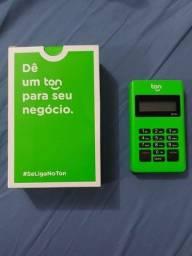 Máquina de Cartão Ton via bluetooth