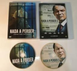 DVD Original Nada A Perder Dois Em 1