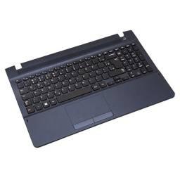 Teclado P/ Notebook Samsung Np550p5c-ad2br Marca Bringit