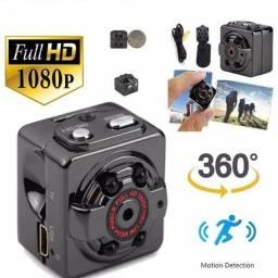 Mini Camera Espiã Filmadora E Fotos Dv 1080p Full Hd