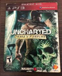 Uncharted Dracke's Fortune - PS3