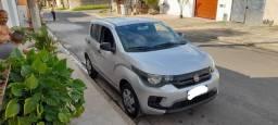 Vendo Fiat Mobi Like 2019 completo