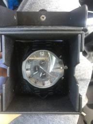 Relógio diesel DZ4355 master chief preto