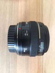 Lente 50mm canon 1.4