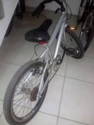 Troco por celular bike aro 20