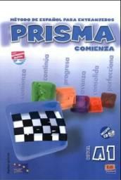 Livros de Espanhol PRISMA + CD