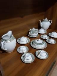 Aparelho de chá e café ( antiguidade raridade)