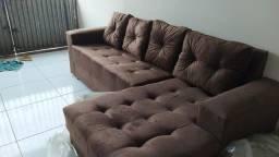 Sofá chaise novos